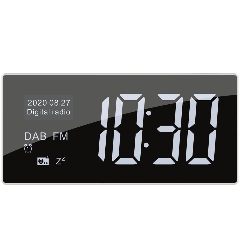 LED收音机钟