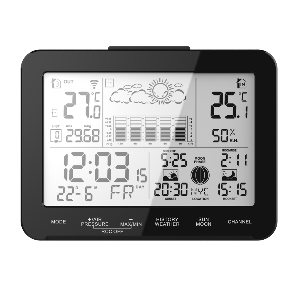 Multi-function Weather Station