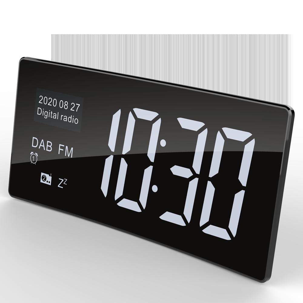 LED RADIO CLOCK